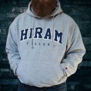 🔥Champion Hiram College Hooded Sweatshirt🔥